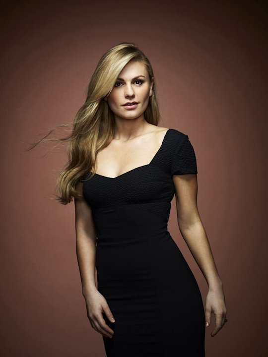 Anna Paquin stars as Sookie Stackhouse in &quot;True Blood.&quot; 