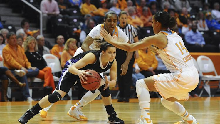 No. 5 Tennessee beats Lipscomb, 110-42