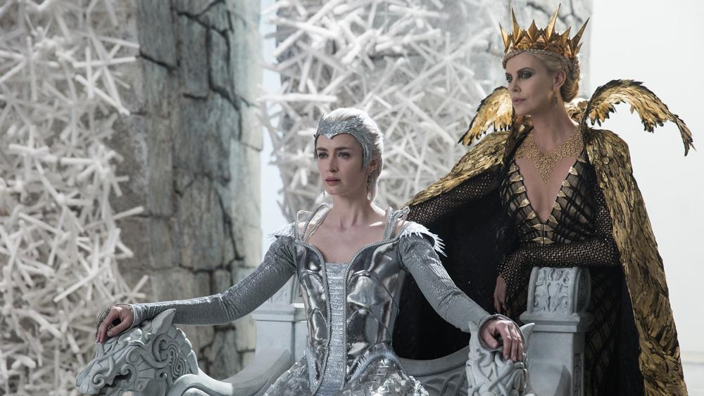 Watch: New 'The Huntsman: Winter's War' Trailer Previews Sister Rivalry