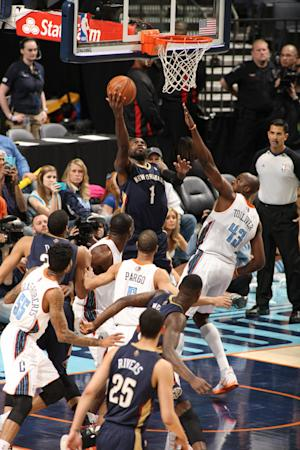 Jefferson lifts Bobcats past Pelicans 90-87