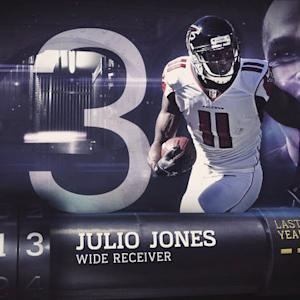 'Top 100 Players of 2015': No. 13 Atlanta Falcons wide receiver Julio Jones