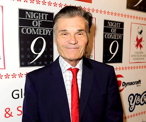 Fred Willard: Lewd Conduct Arrest Was &quot;Very Painful&quot;