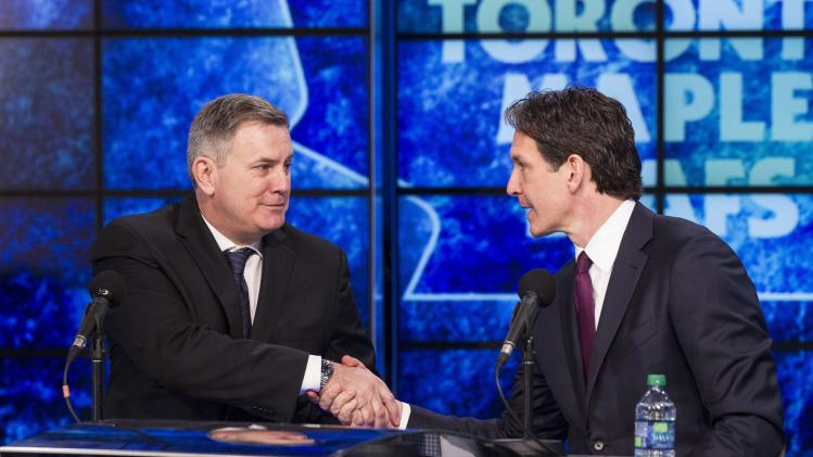 Tim Leiweke on leaving Maple Leafs, Raptors: 'My work here is n…