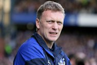 Everton manager David Moyes (pictured) says he feels sorry for Harry Redknapp
