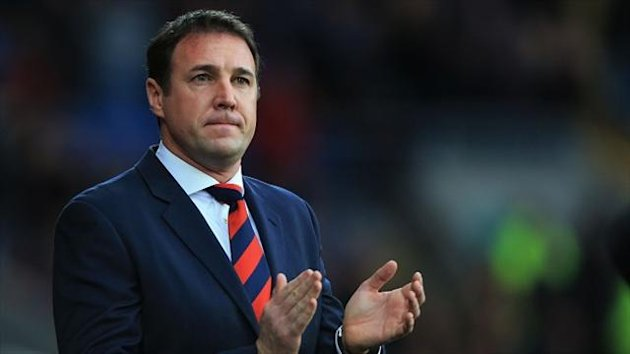 Former Cardiff City manager Malky Mackay (PA Photos)