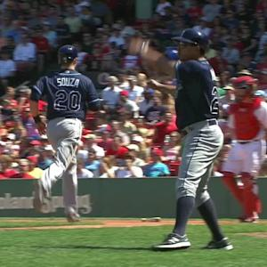 Forsythe's two-run single