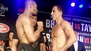 World Series of Fighting 10 Weigh-in Results: Triple Championship Bill Gets the Green Light