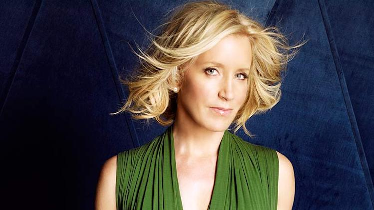Felicity Huffman stars as Lynette Scavo in Desperate Housewives.