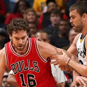 The Gasol Duel