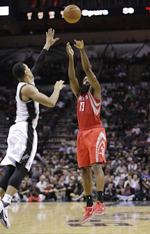 Harden leaves with right knee contusion
