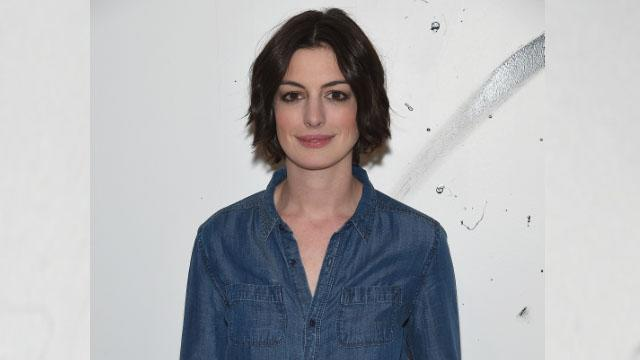 The World Is Not Nicer, Anne Hathaway Says