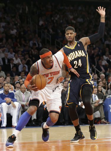 Knicks-Pacers Preview