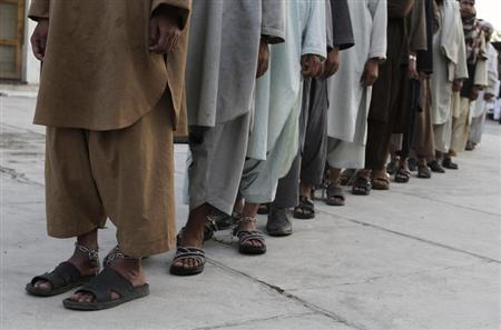 Release of Afghan prisoners exposes root of rift with U.S