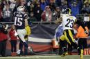 They're Back: Brady and Patriots win AFC, 36-17 vs Steelers