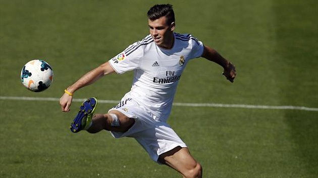 Gareth Bale, Real Madrid (Reuters)