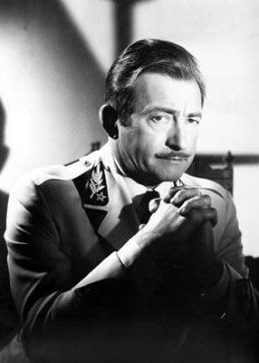 Claude Rains in Warner Bros. Pictures' Casablanca