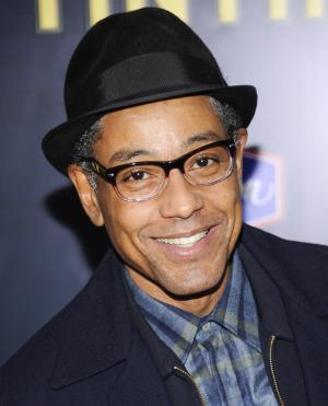 "FILE - In this Dec. 11, 2011 file photo, actor Giancarlo Esposito attends the premiere of ""The Adventures of Tintin"" at the Ziegfeld Theatre in New York. Esposito, Bob Dishy, Zach Grenier, Ron Cephas Jones and Tonya Pinkins will star in ""Storefront Church,"" the final piece in John Patrick Shanley's ""Church and State"" trilogy of plays. Previews begin on May 16 off-Broadway. (AP Photo/Evan Agostini, file)"