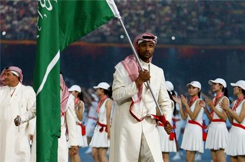 IOC in talks with Saudi over male-only team