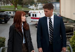 Supernatural Preview: Felicia Day Hints at Charlie's Secrets (and a Lara Croft-Like Getup)