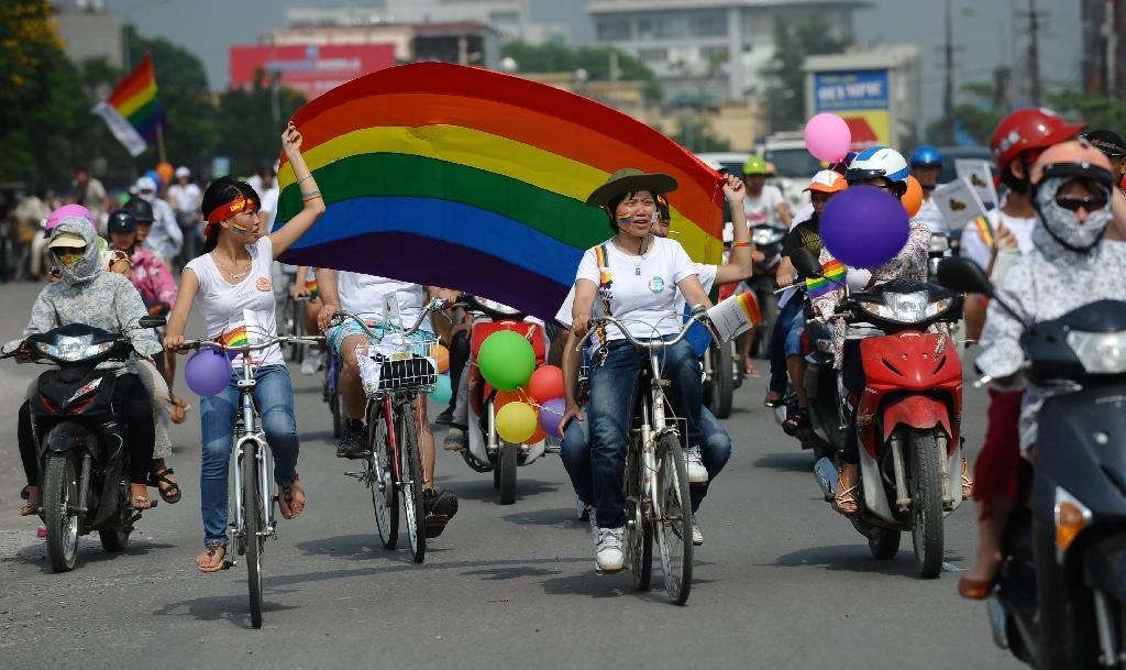 Vietnam passes first law to protect transgender rights