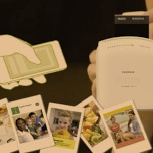 Digits Review: Fuji instax Smartphone Printer