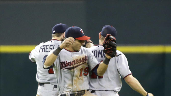 Twins beat Astros 9-6 in 12 innings