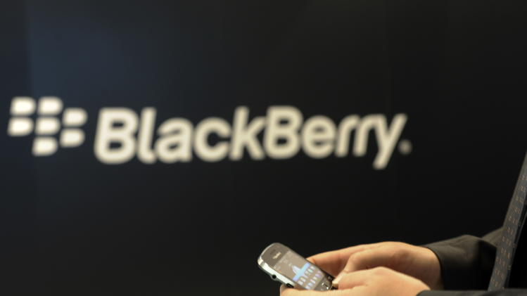 RIM to release new BlackBerrys soon after Jan. 30