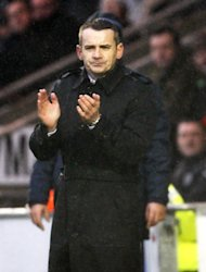 Danny Lennon's St Mirren grabbed an injury-time point