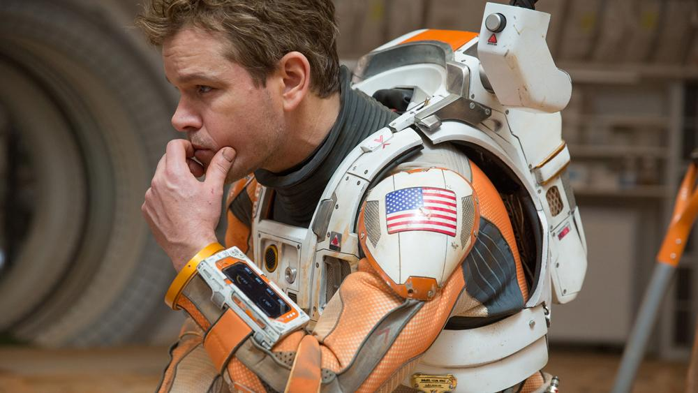 'The Martian' Soars to $50.1 Million Opening in China