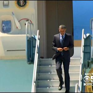 Obama Making Another Bay Area Fundraising Trip