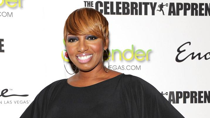 Nene Leakes Starsof Celebrity Apprentice Celebrate The Season