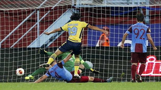 europa league - le pagelle di trabzonspor-lazio 3-3