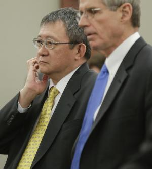 Judge won't toss $70M jury award against Sands