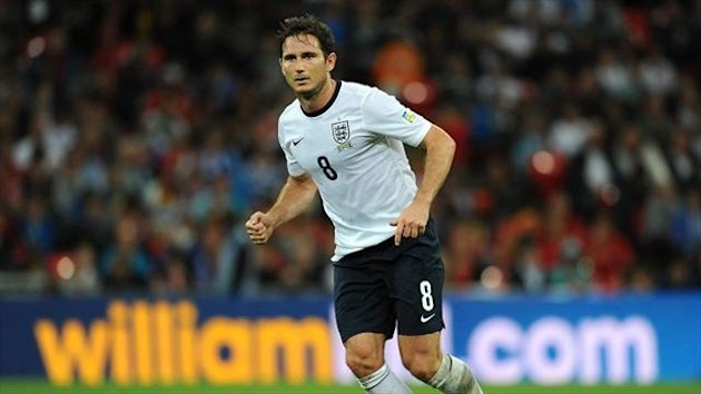 Frank Lampard has seen a lot of changes in the England camp since he made his debut in 1999