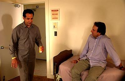 Tony Shalhoub and Kevin Nealon Monk on USA Network