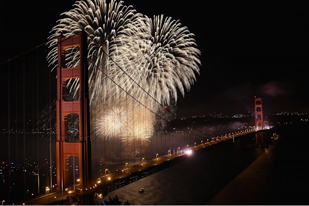 San Francisco Celebrates 75th …