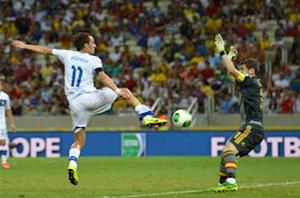 Casillas: Spain rode its luck against Italy