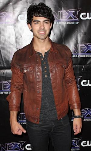 Joe Jonas attends The CW Celebrates 'The Next' &  Joe Jonas' Birthday at Perch in Los Angeles on August 15, 2012 -- Getty Images
