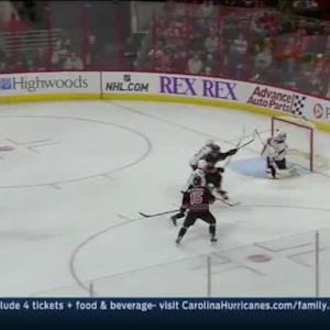 Braden Holtby Save on Andrej Nestrasil (13:15/2nd)