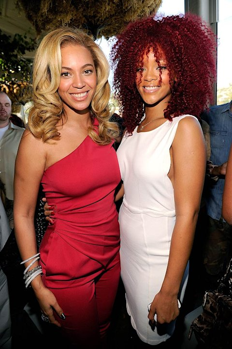 Beyonce Knowles Rihanna Gucci Brnch