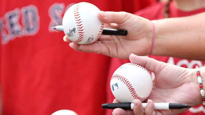 MLB: Spring Training-Boston Red Sox at Philadelphia Phillies