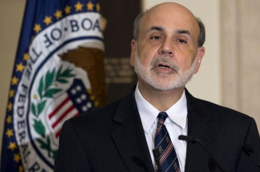&lt;p&gt;The chairman of the US Federal Reserve Ben Bernanke speaks at the Federal Reserve in Washington in August 2012. The Federal Reserve&#39;s policy board is expected to embark on fresh monetary easing measures as it meets Wednesday and Thursday to address a weak US economy and stagnant job creation.&lt;/p&gt;