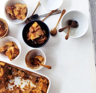 Use Your Halloween Pumpkins to Make This Bread Pudding
