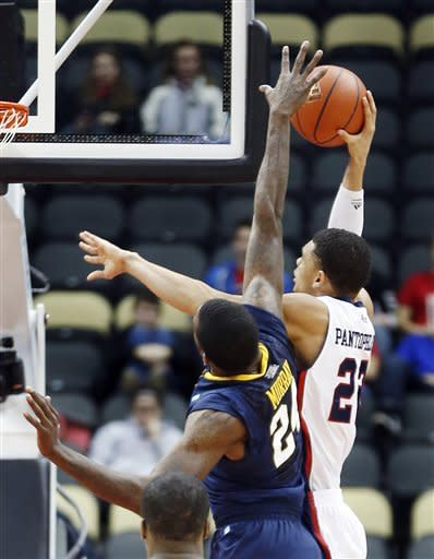 Duquesne rallies past West Virginia 60-56