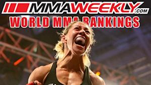 MMA Top 10 Rankings: Cris Cyborg Reclaims Top Spot From Ronda Rousey