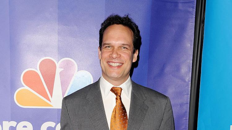 Diedrich Bader attends the 2010 NBC Upfront presentation at The Hilton Hotel on May 17, 2010 in New York City.