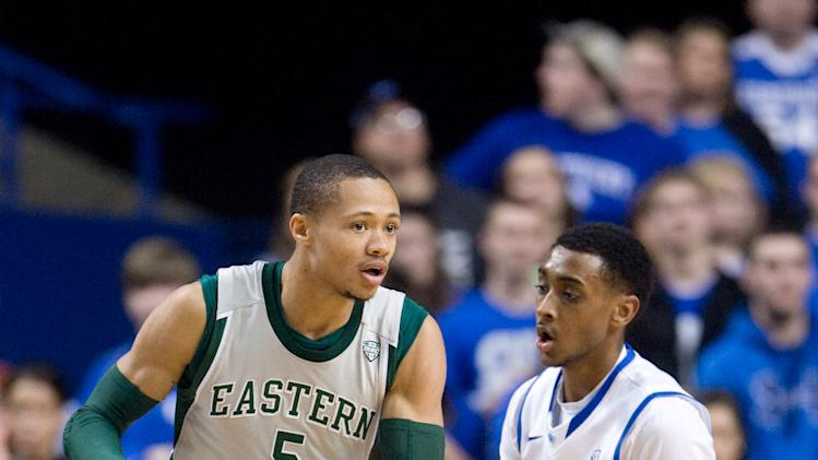 NCAA Basketball: Eastern Michigan at Kentucky