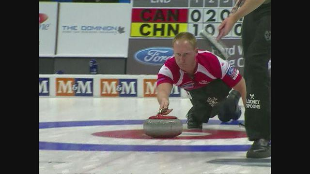 Highlights from the Men's World Curling Championships
