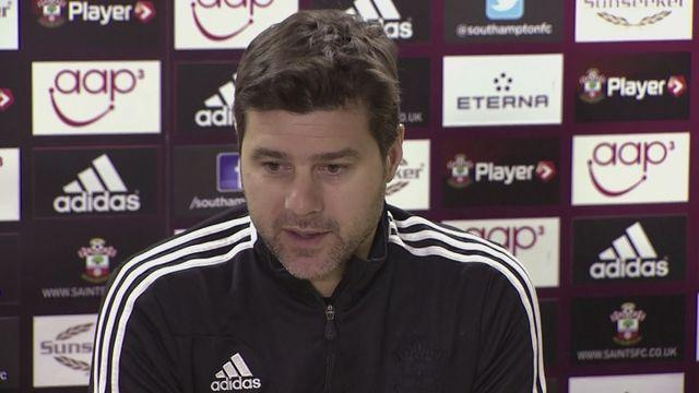 Pochettino feels Southampton still have belief