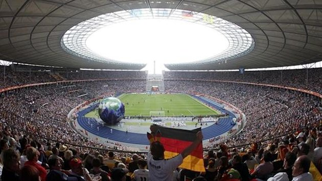 Berlin's Olympic Stadium (Reuters)